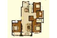 A7户型-4室2厅2卫-165.0㎡