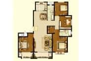 A6户型-4室2厅2卫-175.0㎡