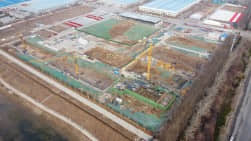 滨河花园2019-12-19工程进度