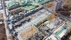 牡丹华都2019-12-19工程进度