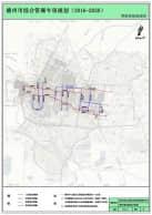 德州市综合管廊专项规划2016-2030