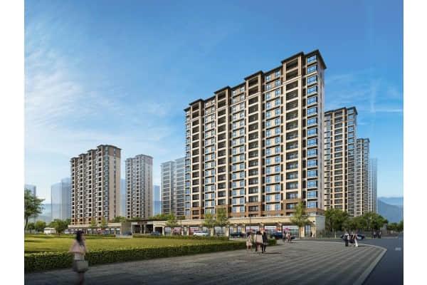 宁津富力城