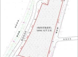 佰利金湖湾四期建设用地规划