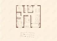 B户型-3室2厅2卫
