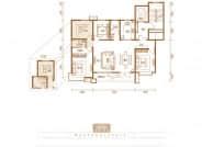左岸光景-4室2厅2卫-172.1㎡