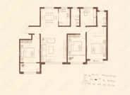 E户型-4室2厅2卫