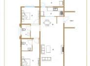 C-2室2厅2卫-111.2㎡