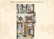 高层户型-3室2厅2卫-137.0㎡