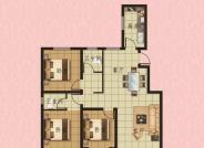 3室2厅2卫115m²