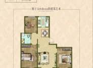 D2-3室2厅1卫-115.0㎡
