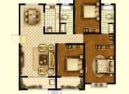 A3户型-3室2厅2卫-146.0㎡