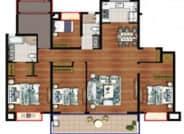 五室两厅两卫160