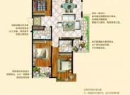 B区A户型-3室2厅2卫-144.5㎡