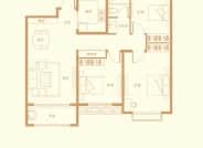 三室两厅一卫114
