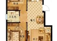 A1-2室2厅1卫