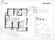 G户型-3室2厅2卫-123.0㎡