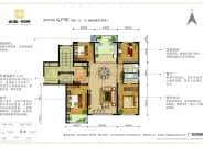 G户型-4室2厅2卫-207.0㎡