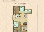 D1-3室2厅2卫-118.0㎡