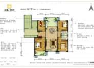 M户型-4室2厅2卫-165.0㎡
