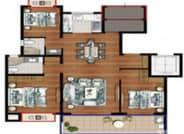 四室两厅两卫117