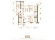 塞纳枫情-3室2厅2卫-151.6㎡
