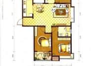 D3-3室2厅2卫-132.0㎡