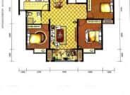D2-3室2厅1卫-111.0㎡