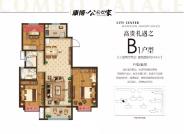 B1-3室2厅2卫-144.0㎡