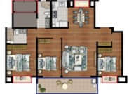 四室两厅两卫134