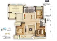 B5-3室2厅2卫