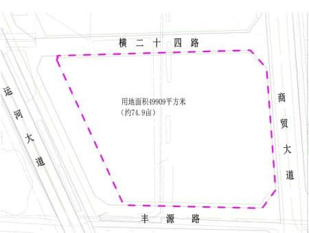 东建馨园规划图