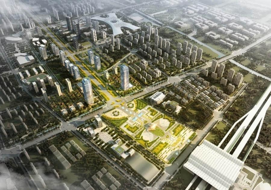 绿地创新谷