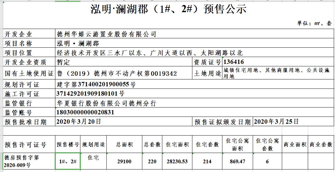 泓明澜湖郡1#、2#预售公示.png