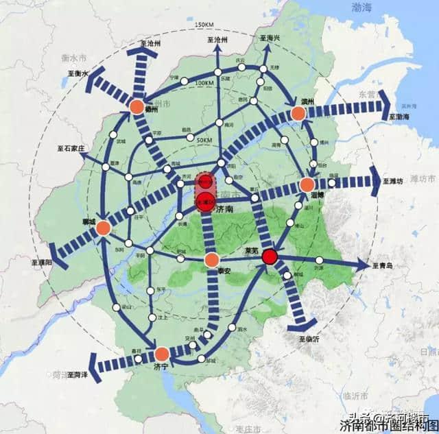 济南齐河要同城化发展!R5线到齐河!
