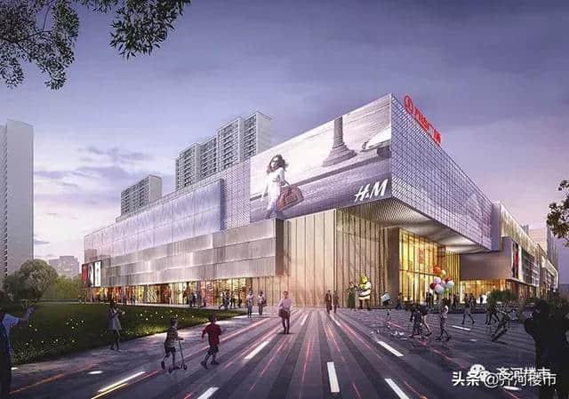 百亿资金砸向齐河城南,这里将成未来齐河新中心!