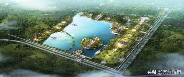 齐河重点旅游项目建设加速,两家今年开业!