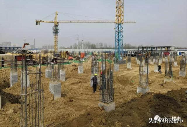 齐河城南永锋幼儿园开建,效果图曝光!