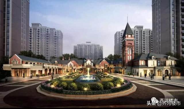 齐河县城再添新楼盘,快来看在哪?