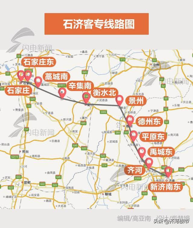 重点项目总投资220亿元,齐河大交通推动大发展!