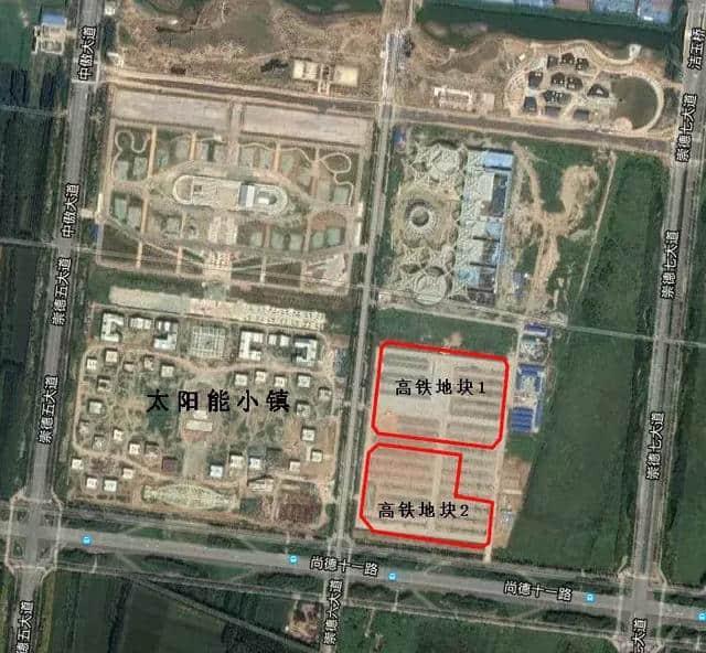 德州市区压轴土拍收场,最高745万/亩,高铁片区地块流拍!