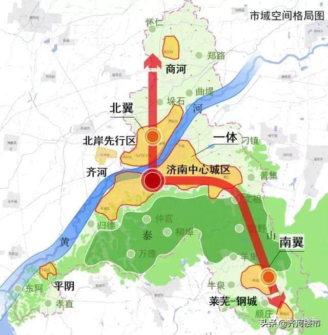 齐河城市向南,引爆投资新高地