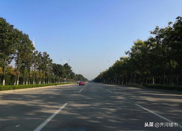 齐河黄河大道将北延,G308、G309将外迁