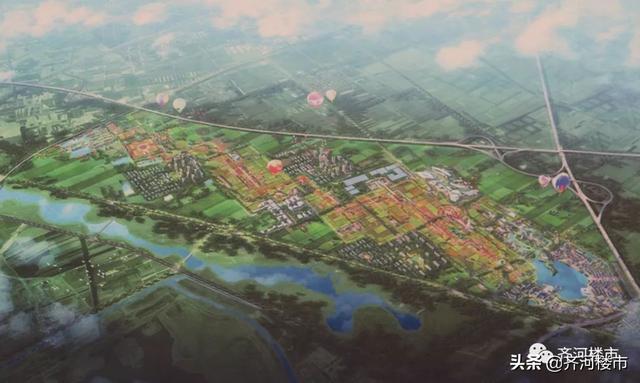 山东省服务业特色小镇培育名单公示,齐河这个小镇上榜!
